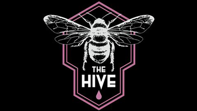 logo the hive tattoo marseille